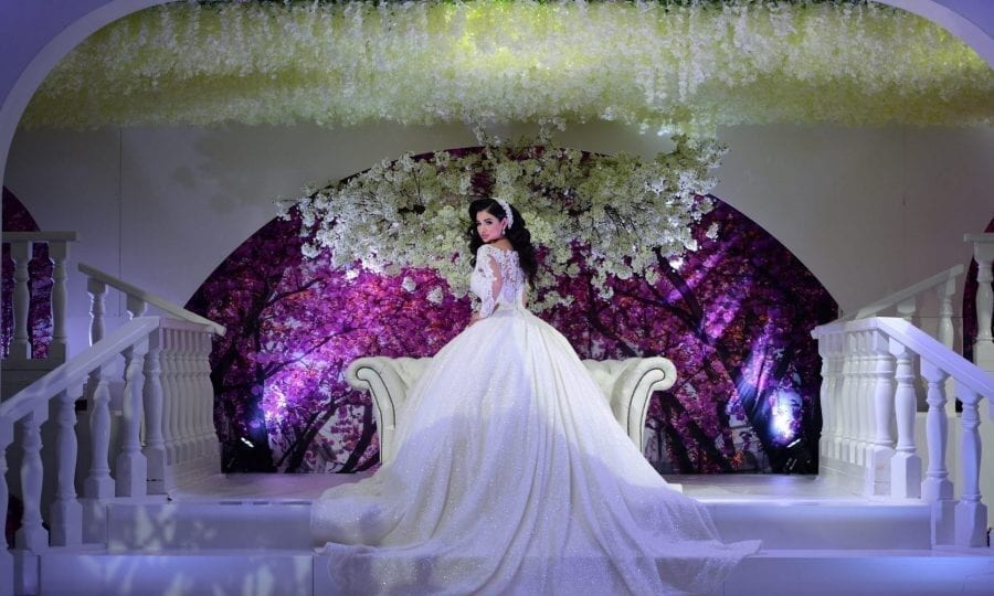 assortiment Bride stages babylong