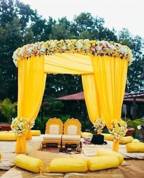 Mandap Yellow